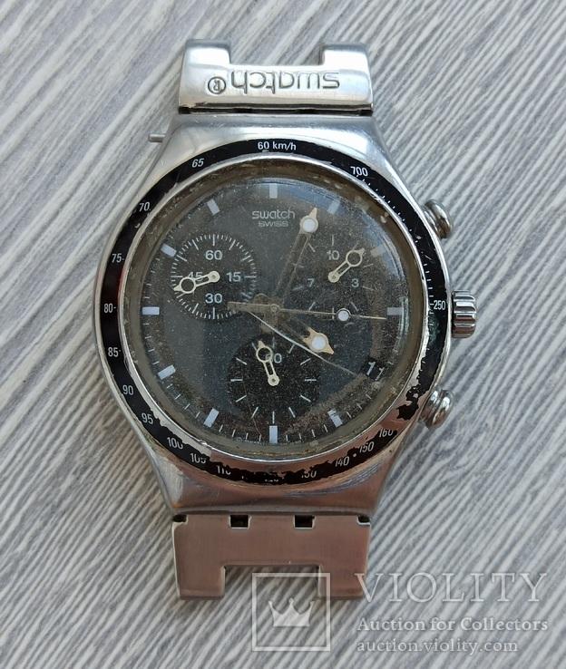 Хронограф Swatch, фото №2