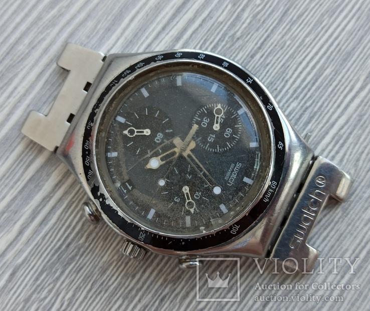 Хронограф Swatch, фото №4