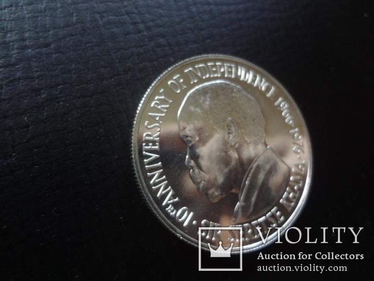 5 пула 1976  Ботсвана    ($4.7.6)~, фото №3