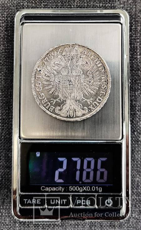 Австрия, 1780 — Талер аUst (H28a, 1789-1792), фото №11