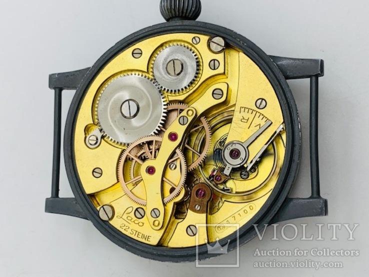 Часы Люфтваффе. Laco FL., фото №10