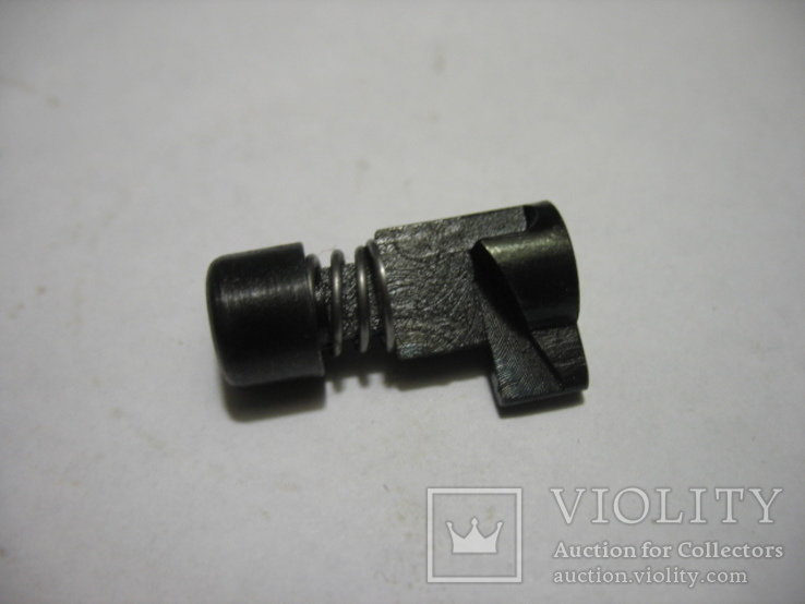 Штык СВТ-38, кнопка.  копия, фото №3