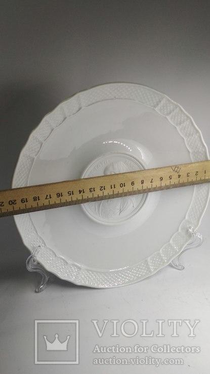 Настенная тарелка Richard Ginori, фото №5