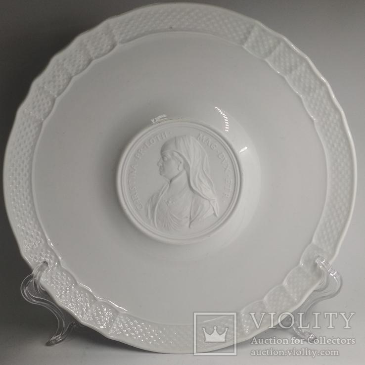 Настенная тарелка Richard Ginori, фото №2