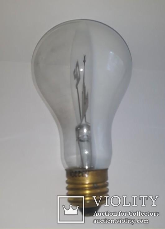 Юбилейная коллекционная лампа 50 лет Октября СССР 1967г.Кремль, фото №7
