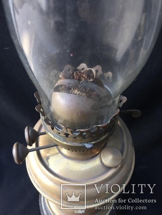 Керосиновая лампа, нач.20-века, Англия, фото №10