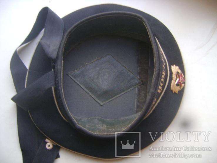 Бескозырка ВМФ, фото №8