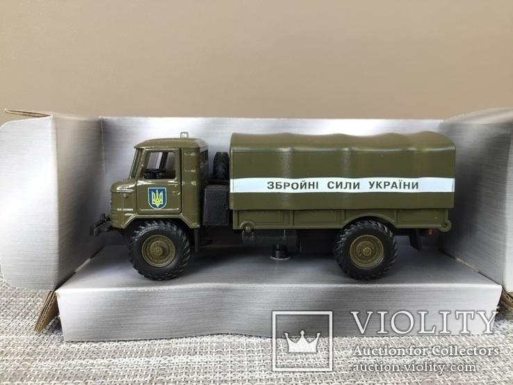 ГАЗ 66 Збройні сили України, фото №4
