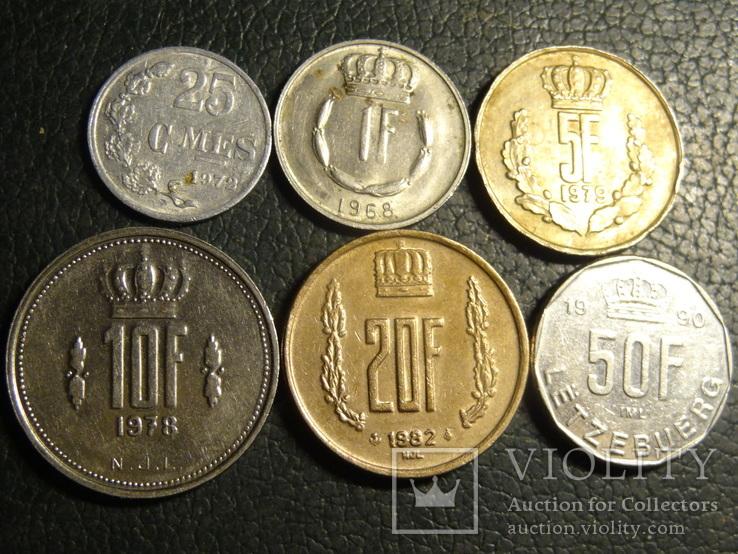 Люксембург (до євро), фото №2