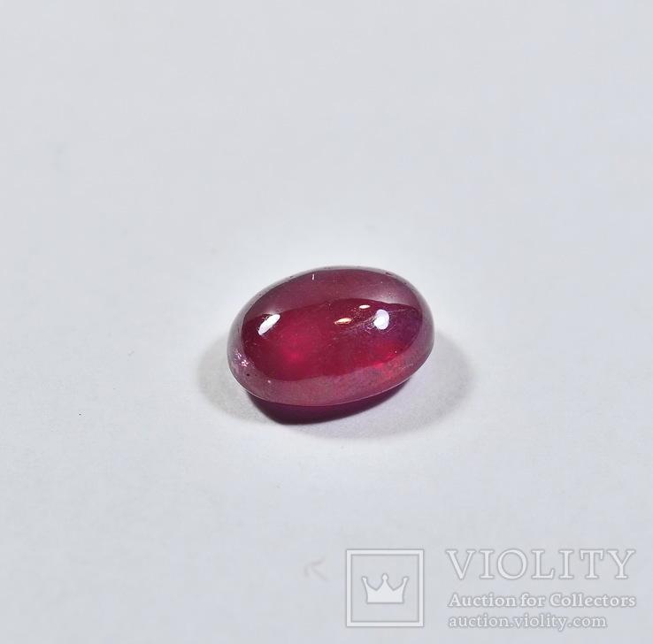 Природный рубин 23.6 карата - 18X13.3X8.4MM, фото №3