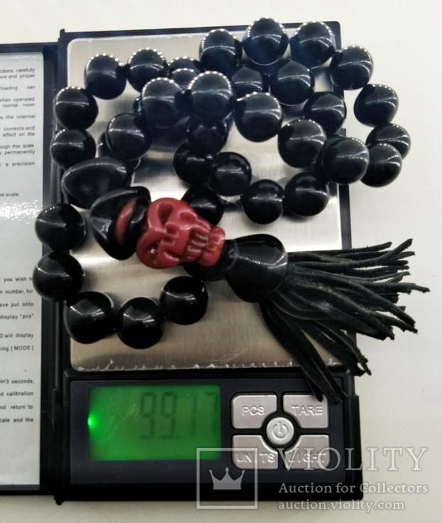 Четки с черепом, зекпром итк. 99 грамм., фото №8