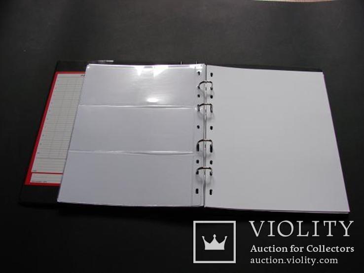 Альбом для банкнот SCHULZ LUX наборной, фото №2