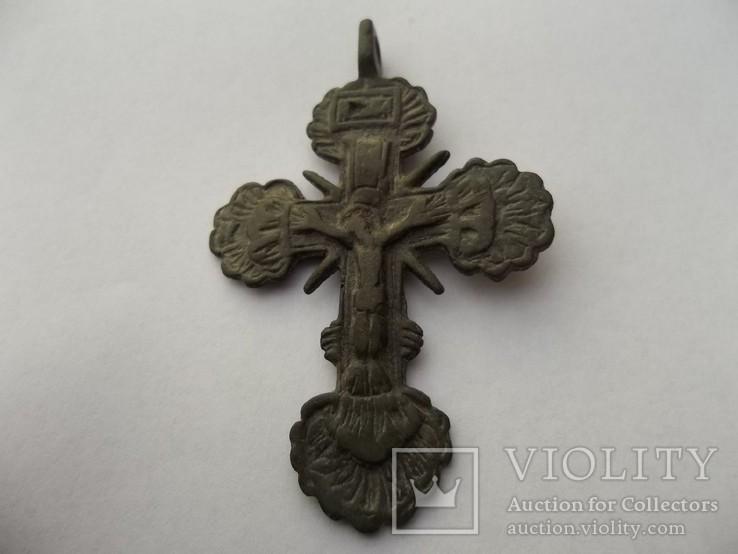 Крест нательный, фото №4
