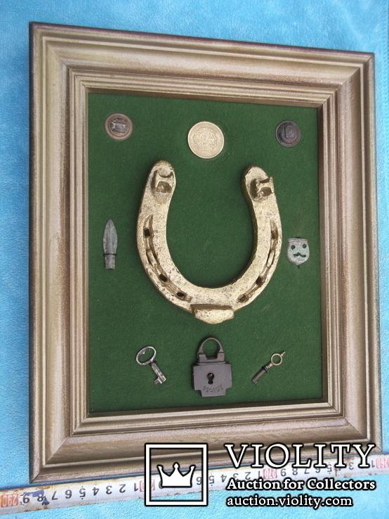 Настенный сувенир, оберег, фото №2