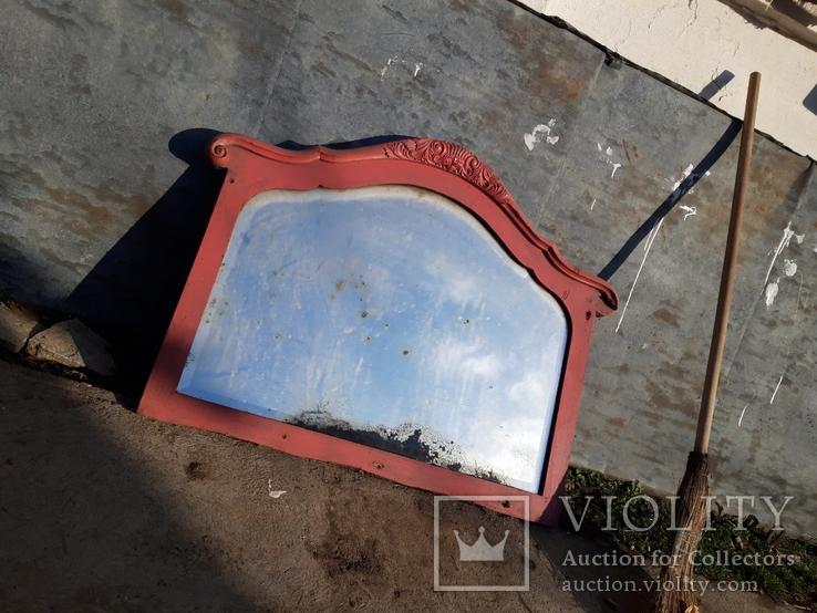 Зеркало старинное, фото №2