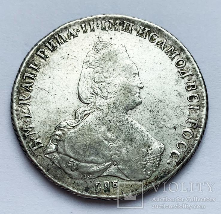 Рубль 1786 года., фото №3
