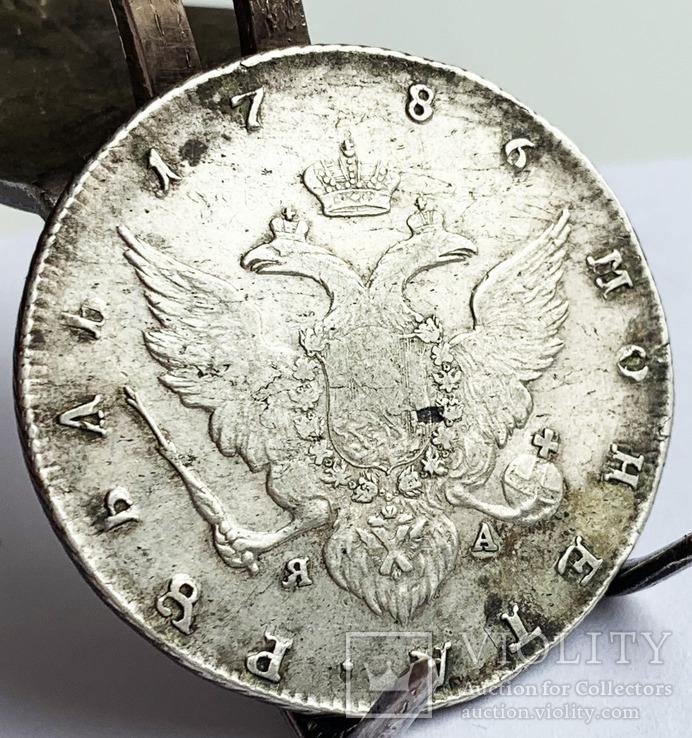 Рубль 1786 года., фото №4