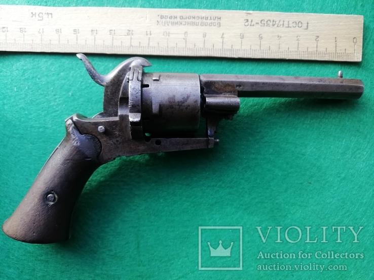 Револьвер Лефоше 7 мм