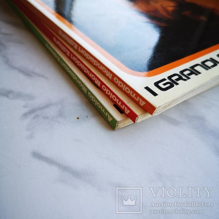 Три книги Микеланджело, Юлий цезарь и Будда На английском, фото №12