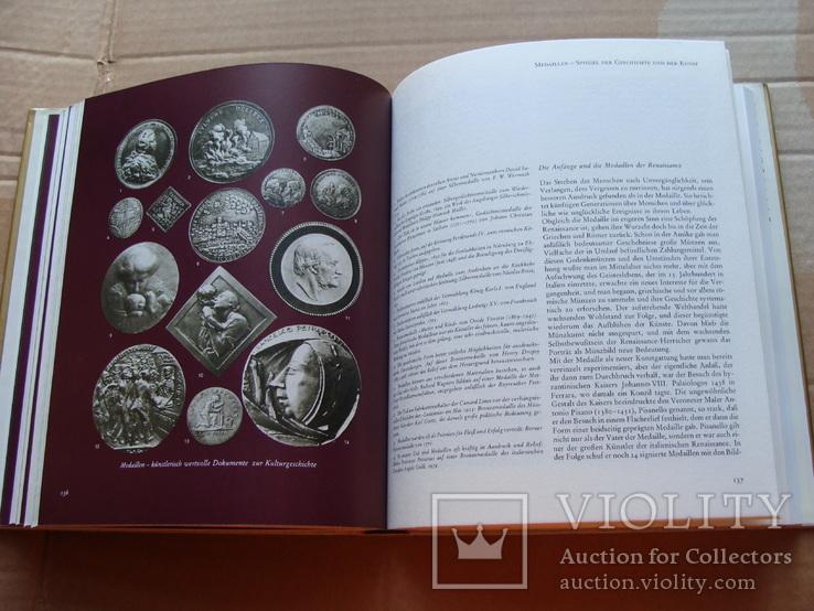 Münzen und Medaillen. Монеты и медали., фото №8