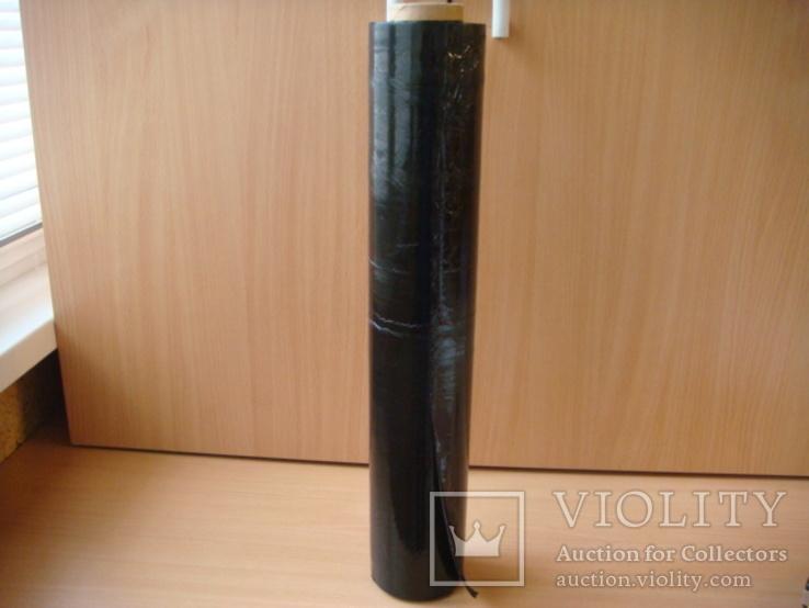Стретч пленка черная .Лучшее средство для безопасной отправки, фото №7