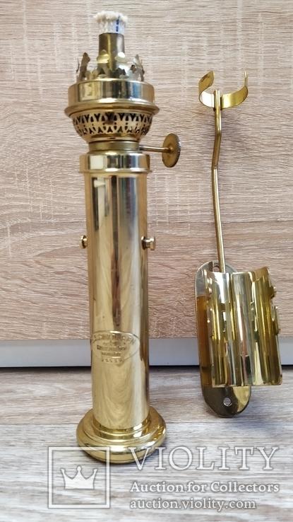 Каютная керосиновая лампа e.s.sorensen, фото №2