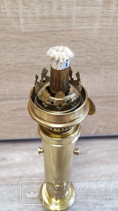 Каютная керосиновая лампа e.s.sorensen, фото №4