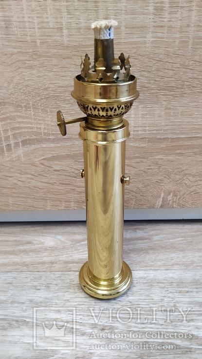 Каютная керосиновая лампа e.s.sorensen, фото №5