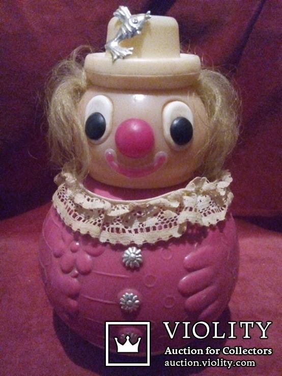 Клоун неваляшка (Вятка;СССР), фото №3