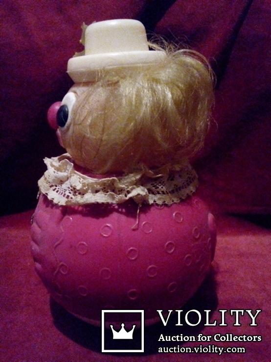 Клоун неваляшка (Вятка;СССР), фото №4