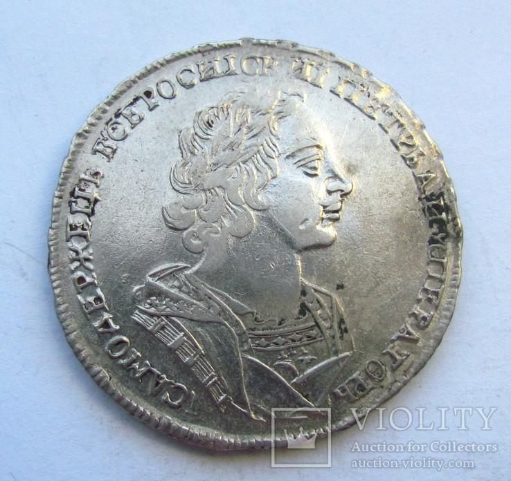 Рубль 1724 р.