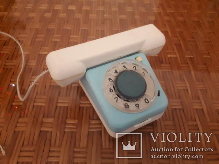 Телефон игрушка ссср Киев з-д Ватутина, фото №2