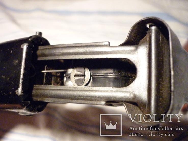 Детское духовое ружье двухстволка СССР клейма + знак качества, фото №10