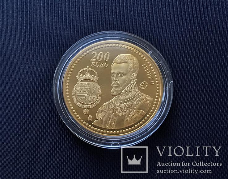200 euro (евро), фото №6