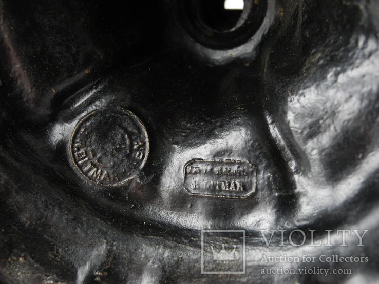 Керосиновая гасовая лампа Kosmos Ditmar ( Германия , Клейма ), фото №13