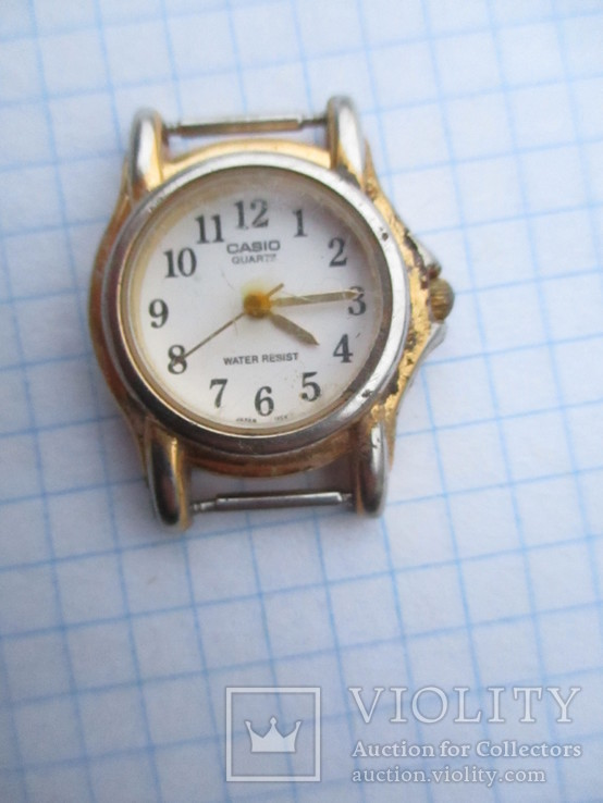 Часы позолота (три штуки), читаем комментарии, фото №7