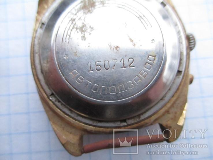 Часы позолота (три штуки), читаем комментарии, фото №9