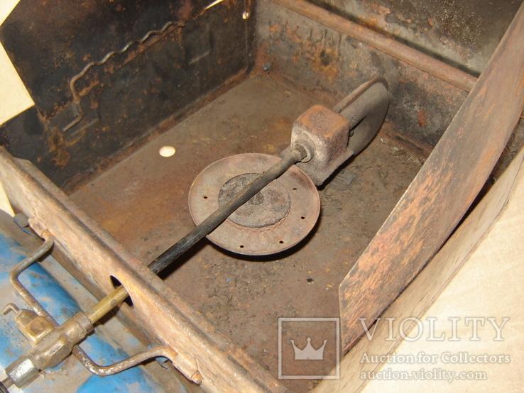 Бензиновая плита горелка примус ШААЗ, фото №8