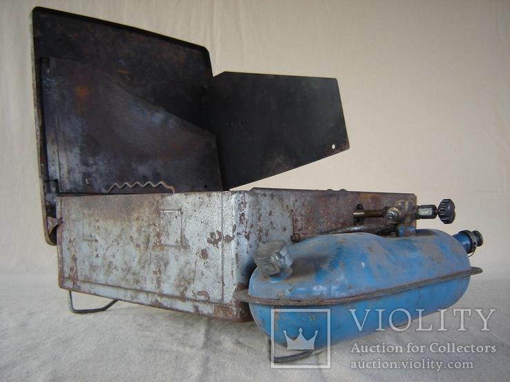 Бензиновая плита горелка примус ШААЗ, фото №11