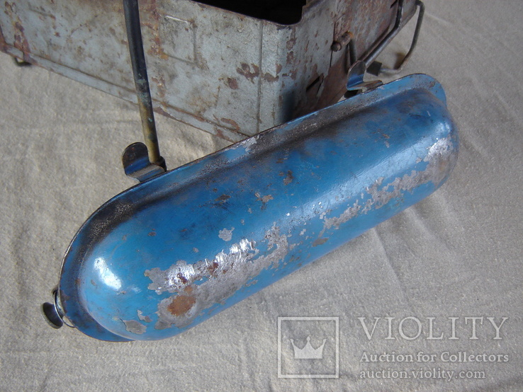 Бензиновая плита горелка примус ШААЗ, фото №12