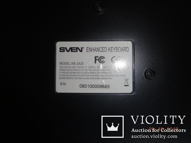 Клавиатура SVEN, фото №7