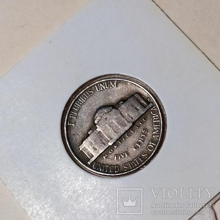 5 центов 1941 год, фото №3