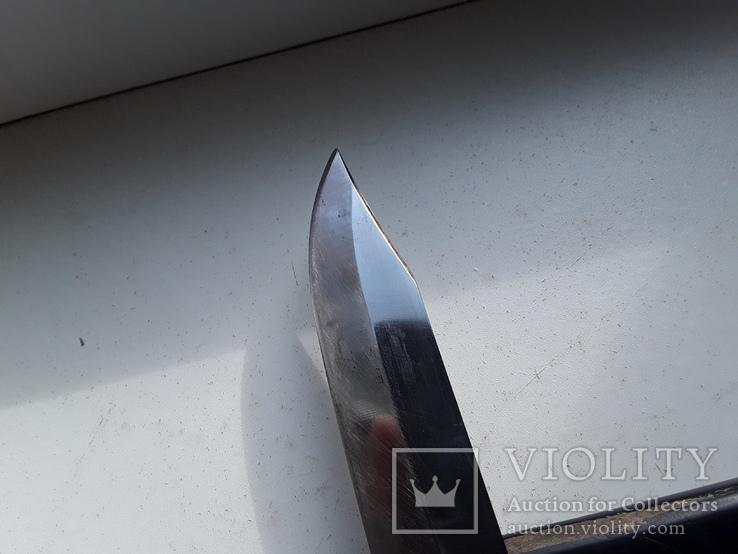 Нож разведчика ссср НР 40, фото №9