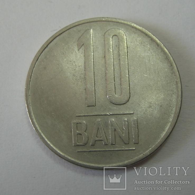 Румыния 10 бани 2017 год., фото №4