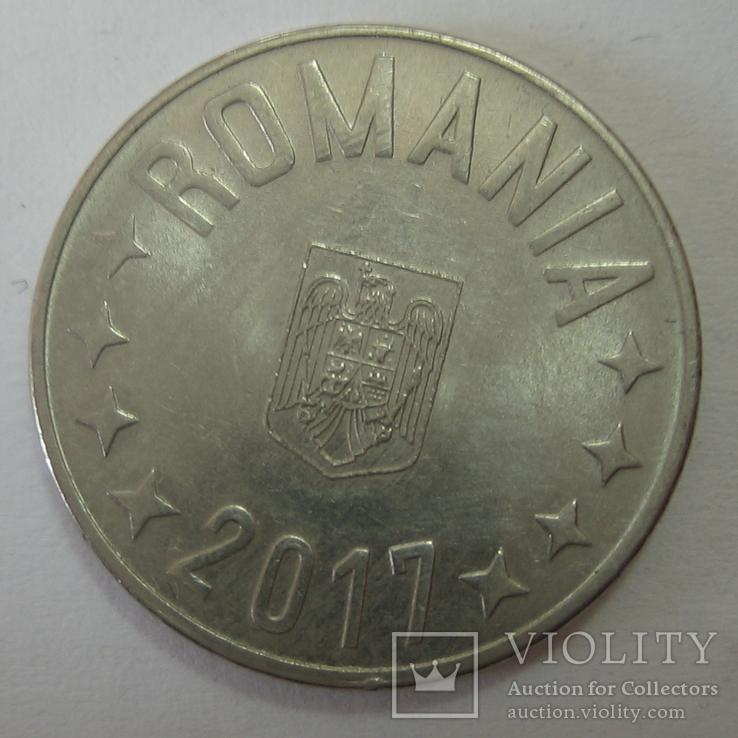 Румыния 10 бани 2017 год., фото №8