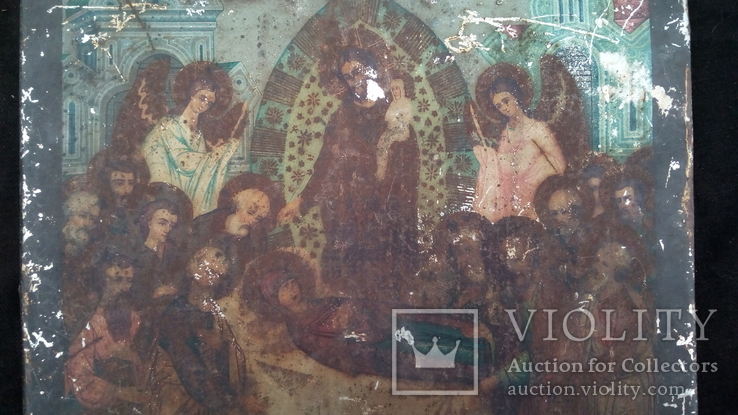 Успение Пресвятой Богородицы, фото №6