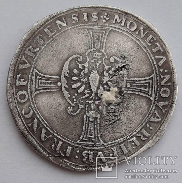 Талер Франкфурт  1637 г.