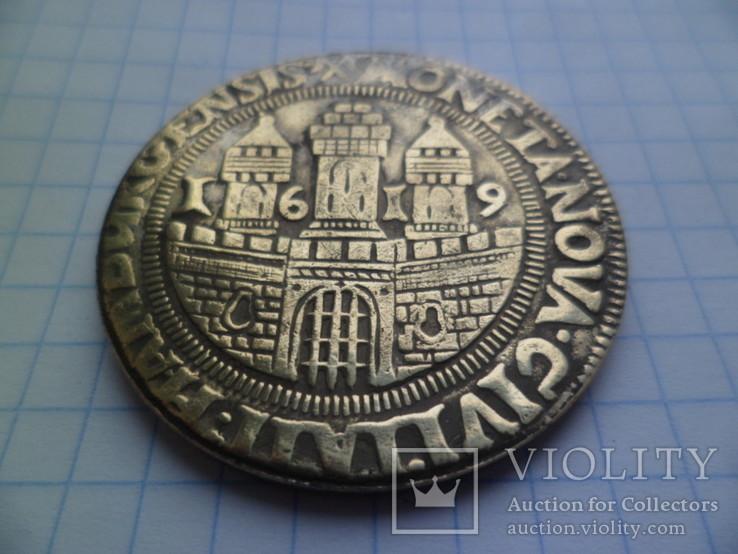 1 талер 1919 ргд Германия  копия, фото №3