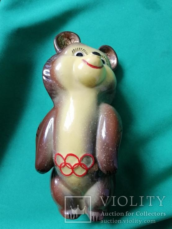 Олімпійський мішка, фото №3