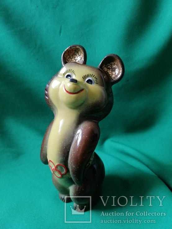 Олімпійський мішка, фото №8